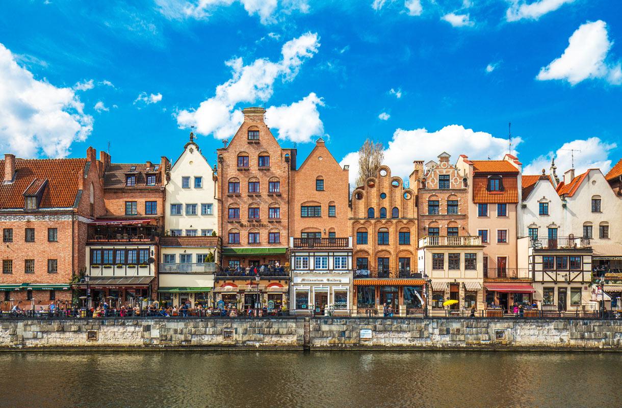Mielenkiintoiset faktat Gdanskista