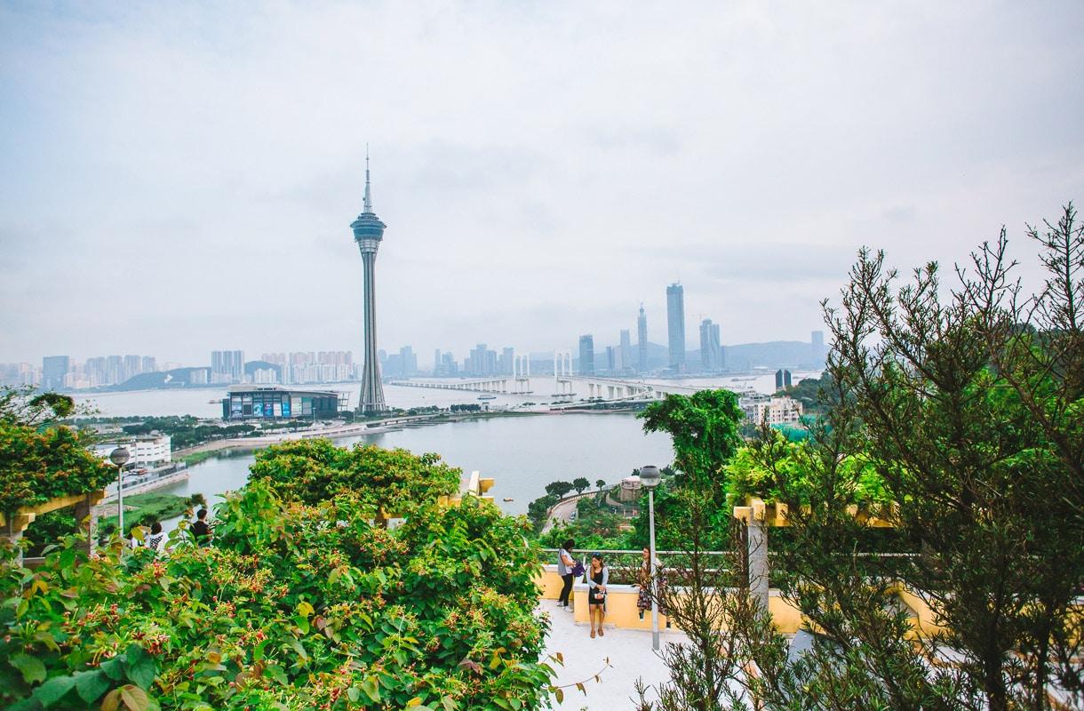 Macao, Kiina