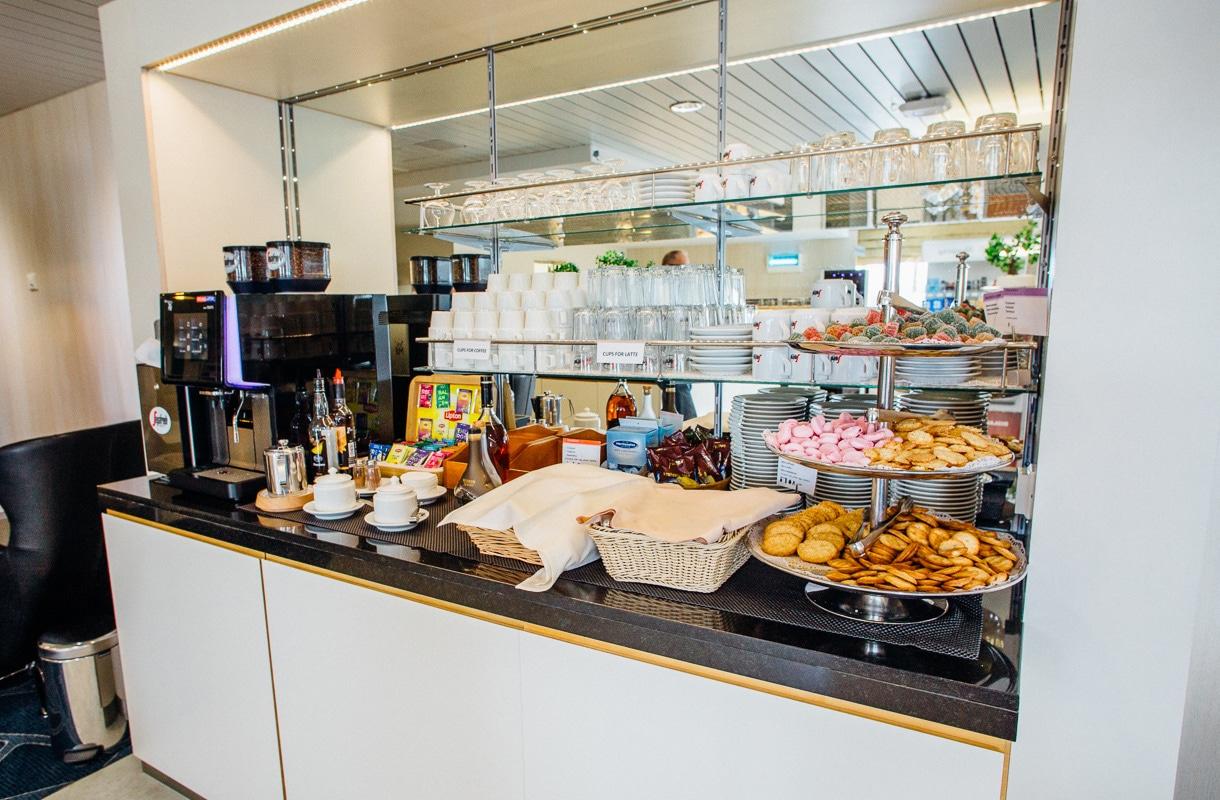 Tallink Starin Business Lounge