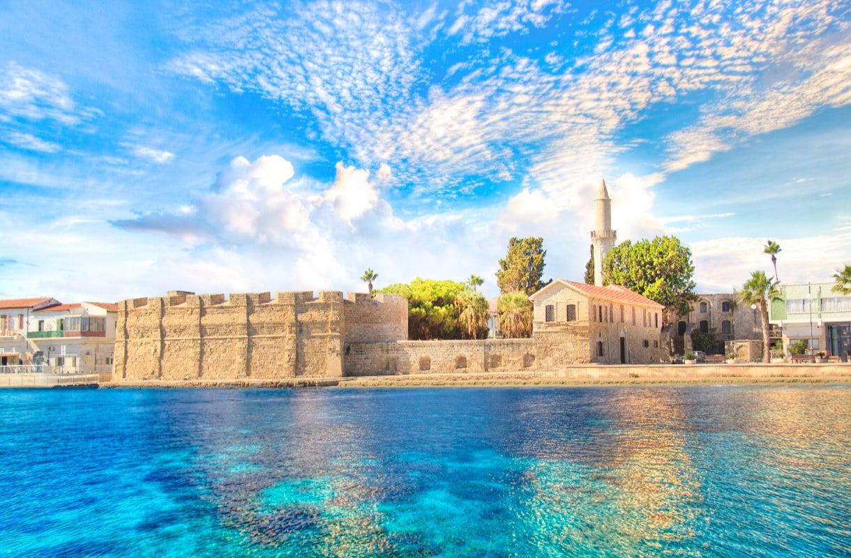 Larnaka, Kypros