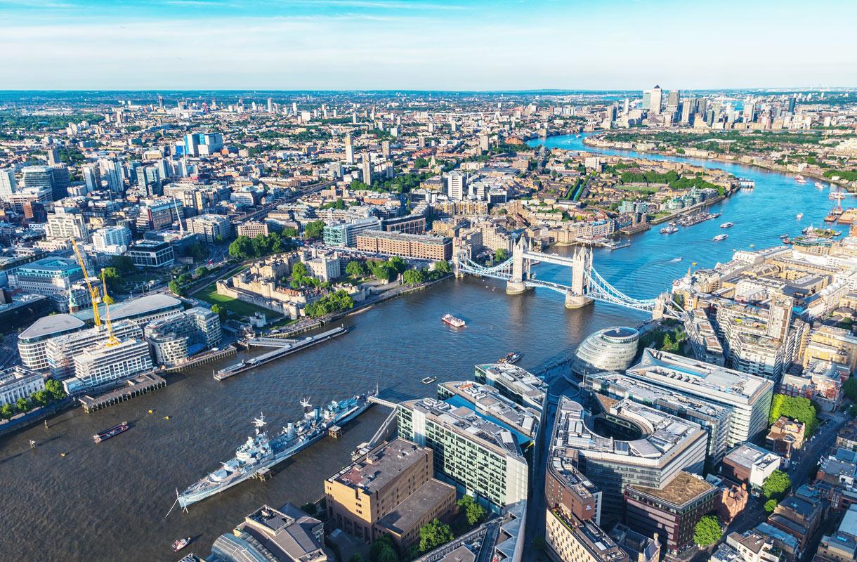 Alkuperäinen London Bridge siirrettiin Yhdysvaltoihin