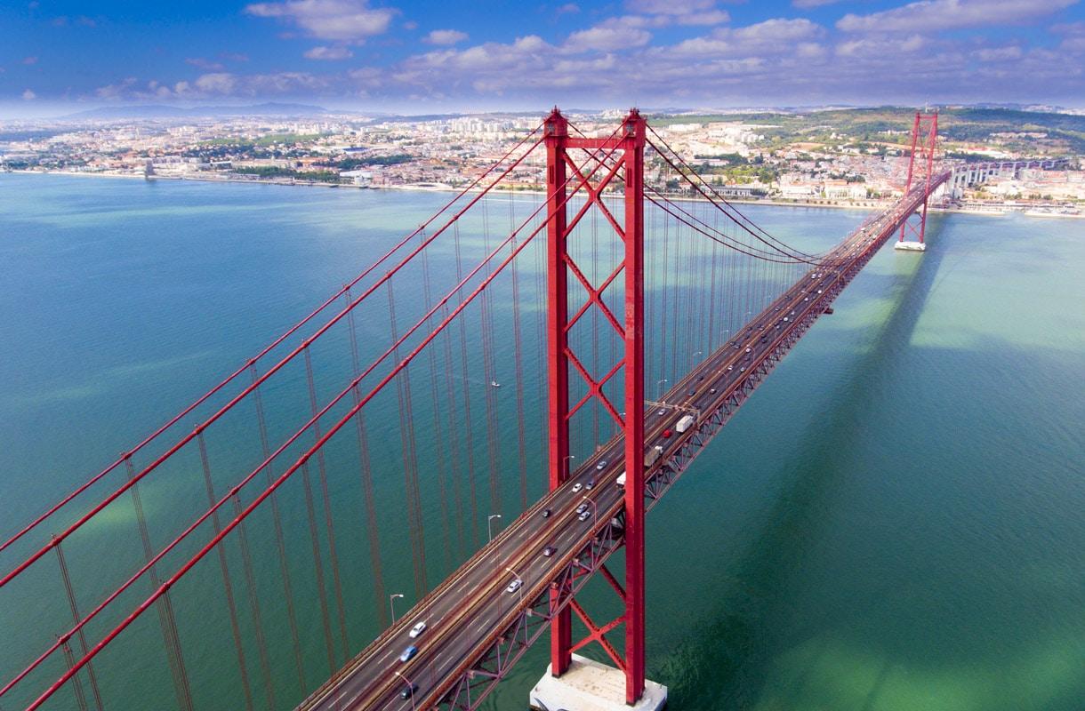 Lissabonin tunnetuimmat nähtävyydet