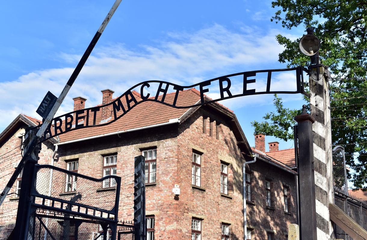 Auschwitzin keskitysleiri, Puola