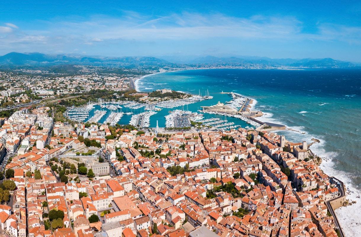 Antibes, Ranska